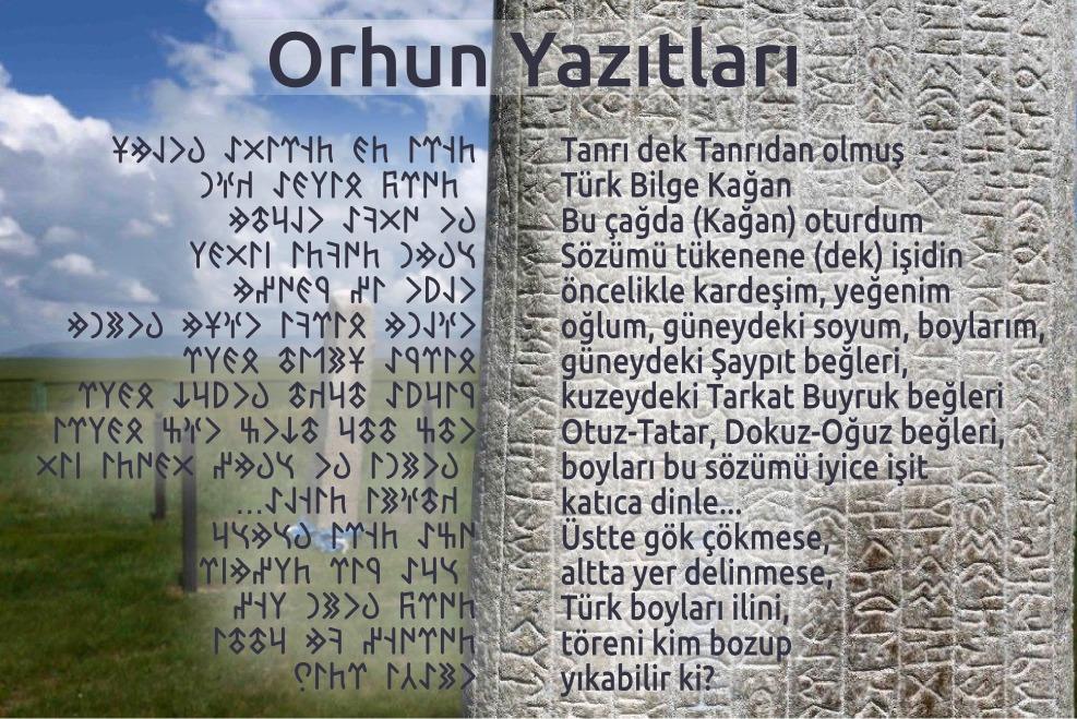 Orhun Abideleri Resimleri ile ilgili görsel sonucu