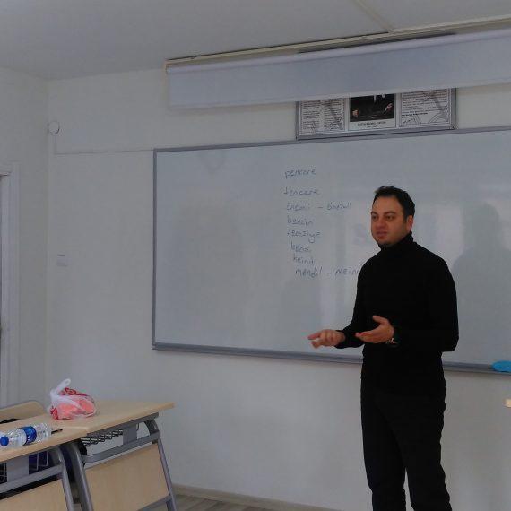 MEB Onaylı Sertifikalı Diksiyon Kursu, Ankara