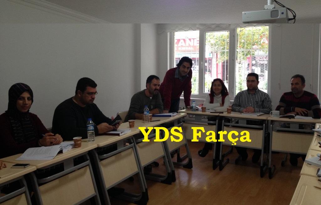 YDS Farsça Kursu, Ankara
