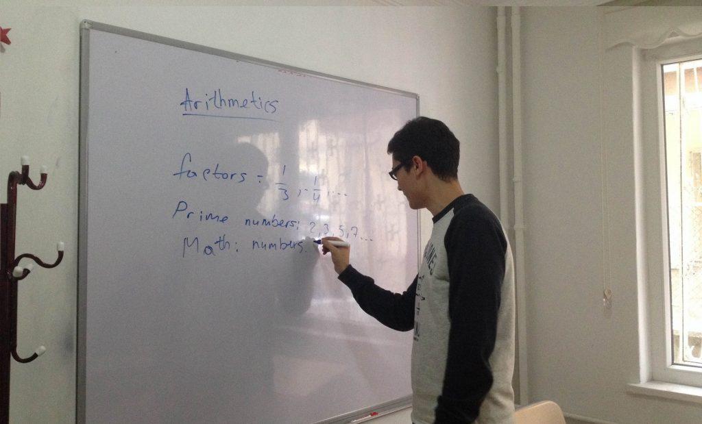 SAT Matematik