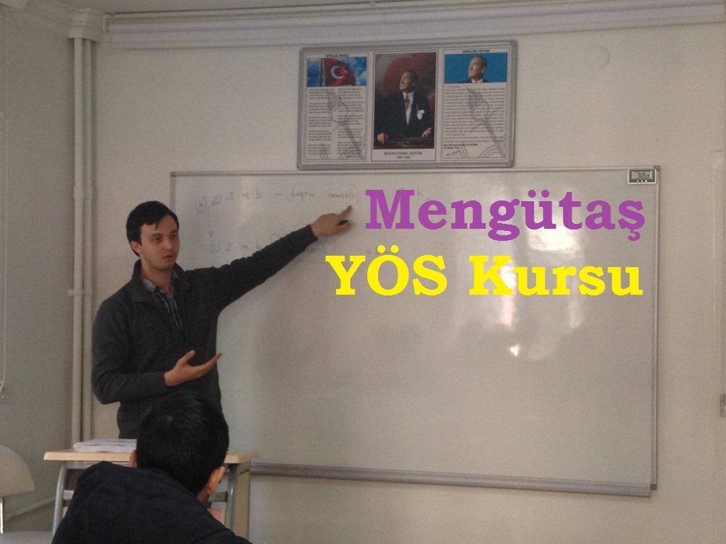 YÖS Kursu, Ankara